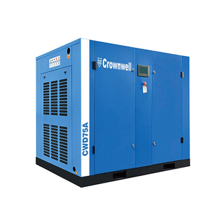 Crownwell Oil Injected Screw Air Compressor